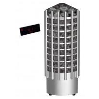 Sähkökiuas Harvia Glow Corner TRC90EE, 9kW, 8-14m³, erillinen ohjaus