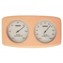 Kosteus- ja lämpömittari SAS92300