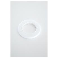 Purjerengas, valkoinen, 28mm, 10kpl/pss