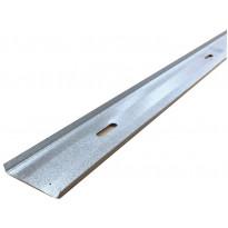 Piilolähtölista HB-Priima HB-Betoni, 88mm, 2.5jm