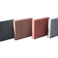 Kakspuolilaatta 300x300x55mm, eri värejä