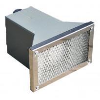 Vallivalaisin Vallivalo 160x98x185mm, LED 4,5W, RST, Verkkokaupan poistotuote