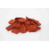 Koristekate antiikinpunainen Viheraarni 1000 l suursäkki