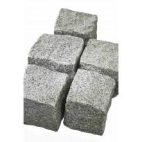 Graniitti noppakivi Viheraarni 10x10x10 cm 1000 kg suursäkki