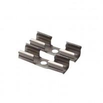 Kiinnikkeet Hide-a-lite LED-alumiiniprofiilille Micro U 2kpl