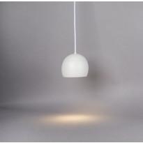 LED-riippuvalaisin Hide-a-lite Globe G2 Pendant, 2700K, valkoinen
