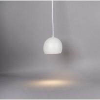 LED-riippuvalaisin Hide-a-lite Globe G2 Pendant, 3000K, valkoinen