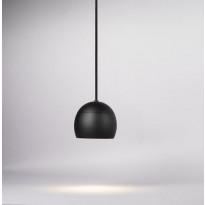 LED-riippuvalaisin Hide-a-lite Globe G2 Pendant, Tune, musta