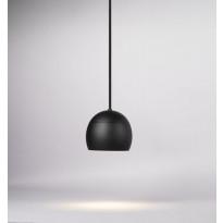 LED-riippuvalaisin Hide-a-lite Globe G2 Pendant, 2700K, musta, Verkkokaupan poistotuote