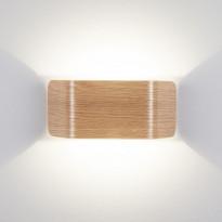 LED-seinävalaisin Hide-a-lite Shade Tammi 3000K