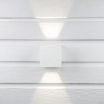 LED-seinävalaisin Hide-a-lite Cube II valkoinen 3000K