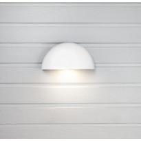 LED-ulkoseinävalaisin Hide-a-lite Arc Safe, 3000K, valkoinen