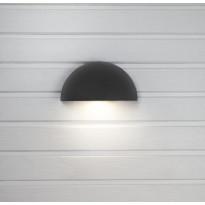 LED-ulkoseinävalaisin Hide-a-lite Arc Safe, 3000K, antrasiitti