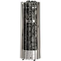 Sähkökiuas Helo Rocher 70 Premium, 6.8kW, 5-9m³, erillinen ohjaus