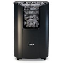 Sähkökiuas Helo Roxx 60 Pure WT, 6kW, 5-10m³, manuaalitäyttö, erillinen ohjaus