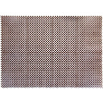 Ruohomatto Hestia, 55x78cm, ruskea