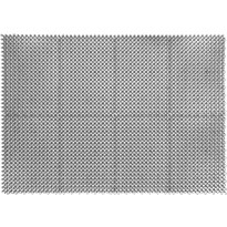 Ruohomatto Hestia, 43x60cm, harmaa