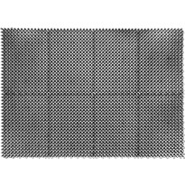 Ruohomatto Hestia, 43x60cm, musta