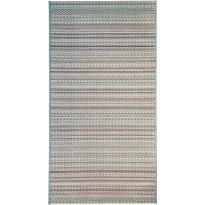 Matto Hestia Sienna, 80x150cm, sininen