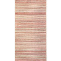 Matto Hestia Sienna, 80x150cm, rosa