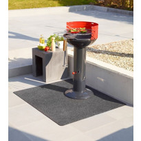 Grillinalusmatto Hestia BBQ, 100x150cm, antrasiitti