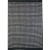 Käytävämatto Hestia Breeze, 80x150cm, musta