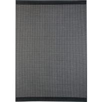 Käytävämatto Hestia Breeze, 80x200cm, musta