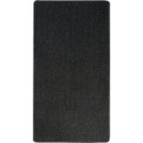Käytävämatto Hestia Senna, 80x400cm, musta