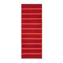 Käytävämatto Hestia Pispala, 80x250cm, punainen