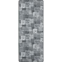Käytävämatto Hestia Ranta, 80x200cm, antrasiitti