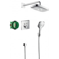 Combisetti Raindance Select E / ShowerSelect, piiloasennus (27296000)