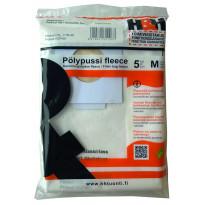 Pölypussi H&H 5kpl fleece 64837442