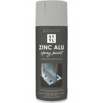Spraypintamaali sinkki-alu Rust-Oleum STYL, 400ml