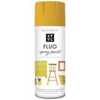 Fluoresoiva lakkaspray Rust-Oleum STYL, 400ml, oranssi