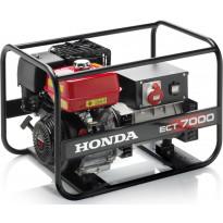 Generaattori Honda ECT7000