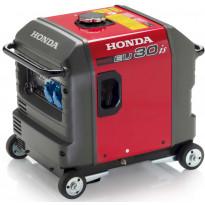 Invertteri generaattori Honda EU30iS, kauko-ohjattava