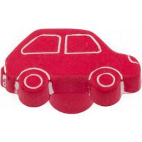 Nuppivedin Hovila, 5932, 35x20mm, punainen auto
