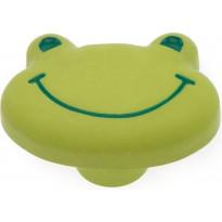 Nuppivedin Hovila, 5951, 40x25mm, vihreä sammakko