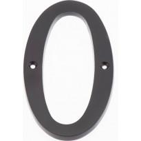 Talonumero Hovila, 0, 125mm, musta