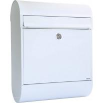 Postilaatikko Me-Fa, 864 Ruby, valkoinen