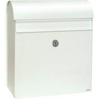 Postilaatikko Me-Fa, 870 Jade, valkoinen