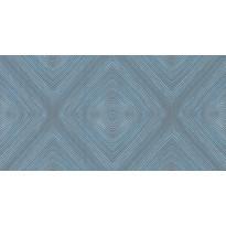 Tapetti HookedOnWalls Fury, sininen, 0,53x10,05m