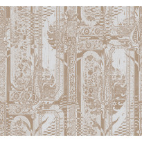 Tapetti HookedOnWalls Eclectic, ruusukulta, 0,70x10,05m