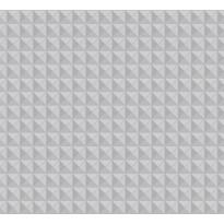 Tapetti HookedOnWalls Lattice, harmaa, 0,70x10,05m