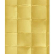 Tapetti HookedOnWalls Blocks, keltainen, 0,52x10,05m