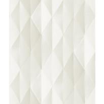 Tapetti HookedOnWalls Pieces, valkoinen, 0,52x10,05m