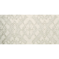 Tapetti HookedOnWalls Etched Flower, valkoinen, 0,53x10,05m