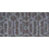 Tapetti HookedOnWalls Ornament Chic, tummanliila, 0,53x10,05m