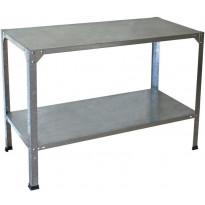Teräspöytä kasvihuoneeseen Palram, 2-tasoinen