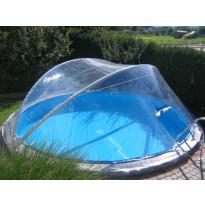 Allaskupu Summer Fun Cabrio, Ø 450cm, pyöreälle altaalle